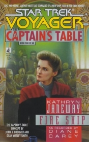 Voyager: Captain's Table - Fireship