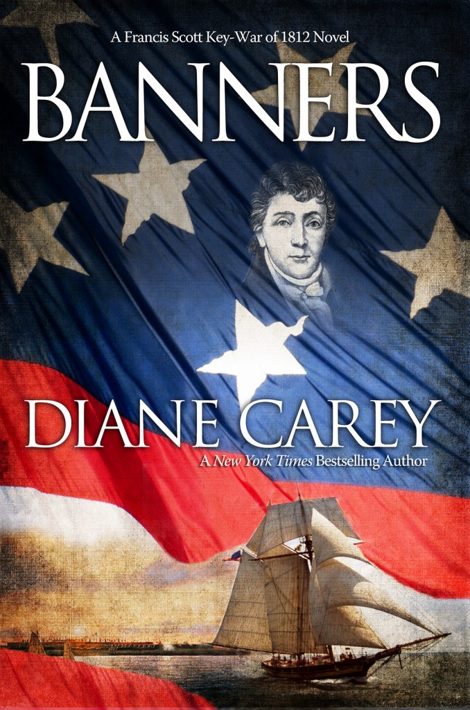 Banners by Diane Carey